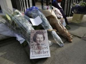 Fiori per Thatcher