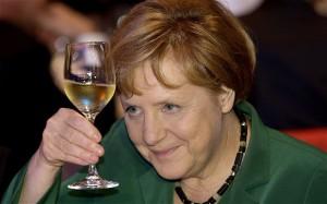 Merkel vino