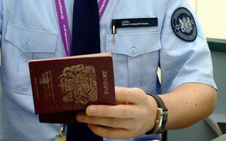 check in passaporto