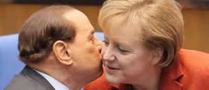 Berlusconi e Angela