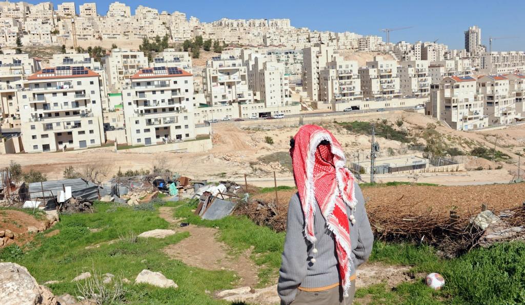 La colonia israeliana di Har Homa