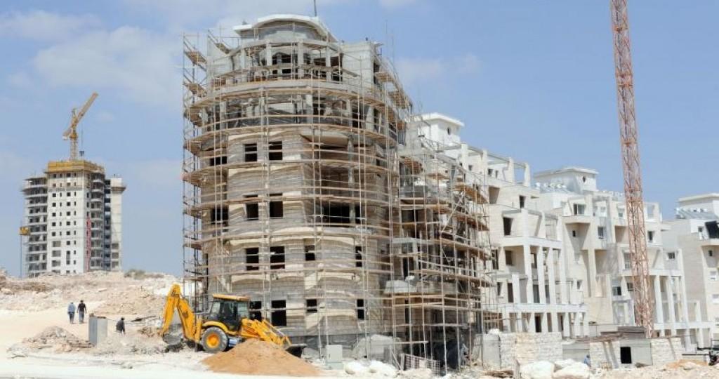 Nuove costruzioni nelle colonie israeliane a Gerusalemme Est