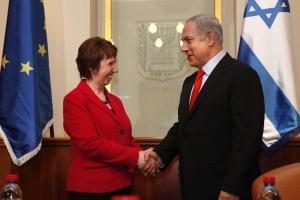Ashton Netanyahu