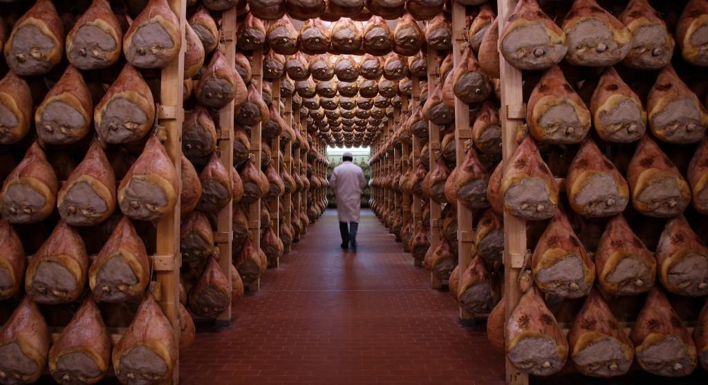Prosciutti di Parma (Veri)