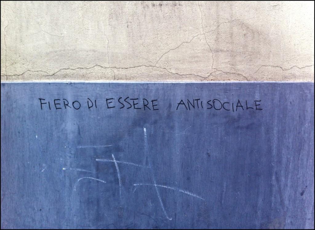 Sui muri di Parma