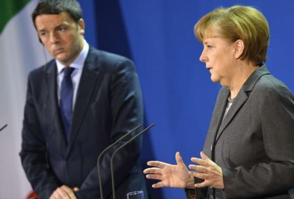 Miliardi alla Turchia, Renzi alla Merkel: