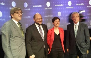 Euronews dibattito