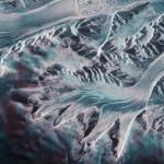 Northern Antarctic Peninsula – Glacier detai