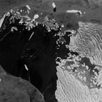Thwaites glacier detail, Antarctica