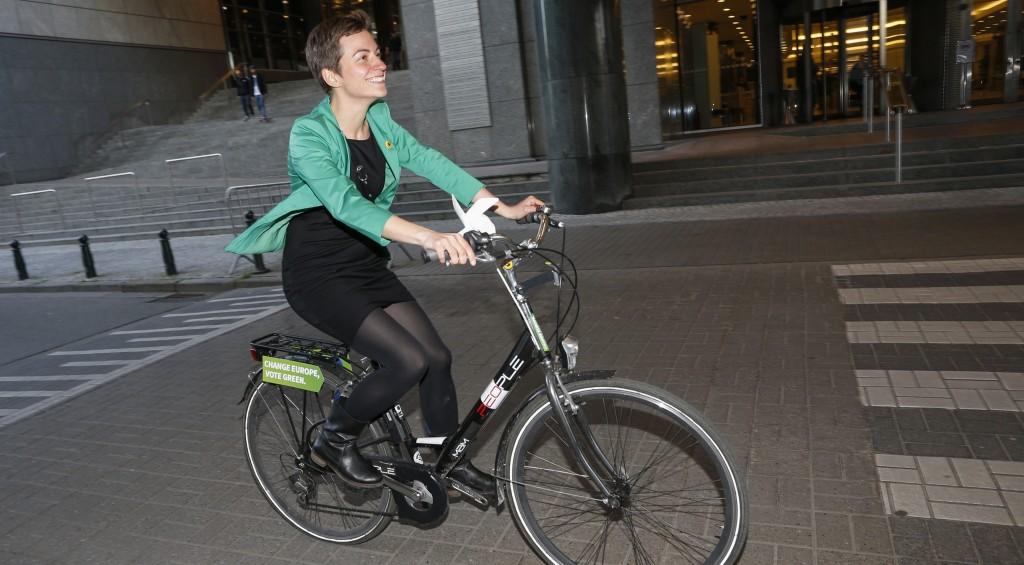 Verdi, parlamento europeo, lamberts