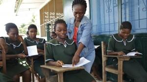 Studentesse africane
