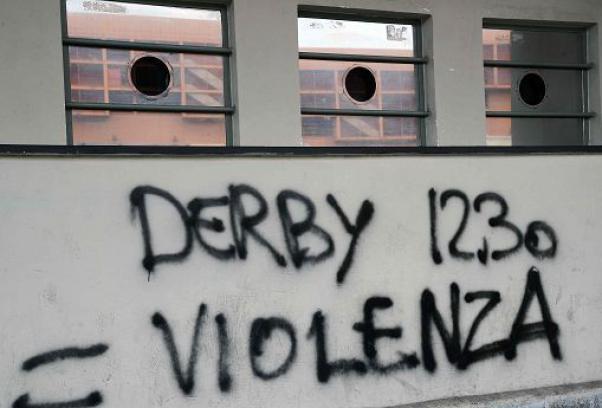 violenza stadi
