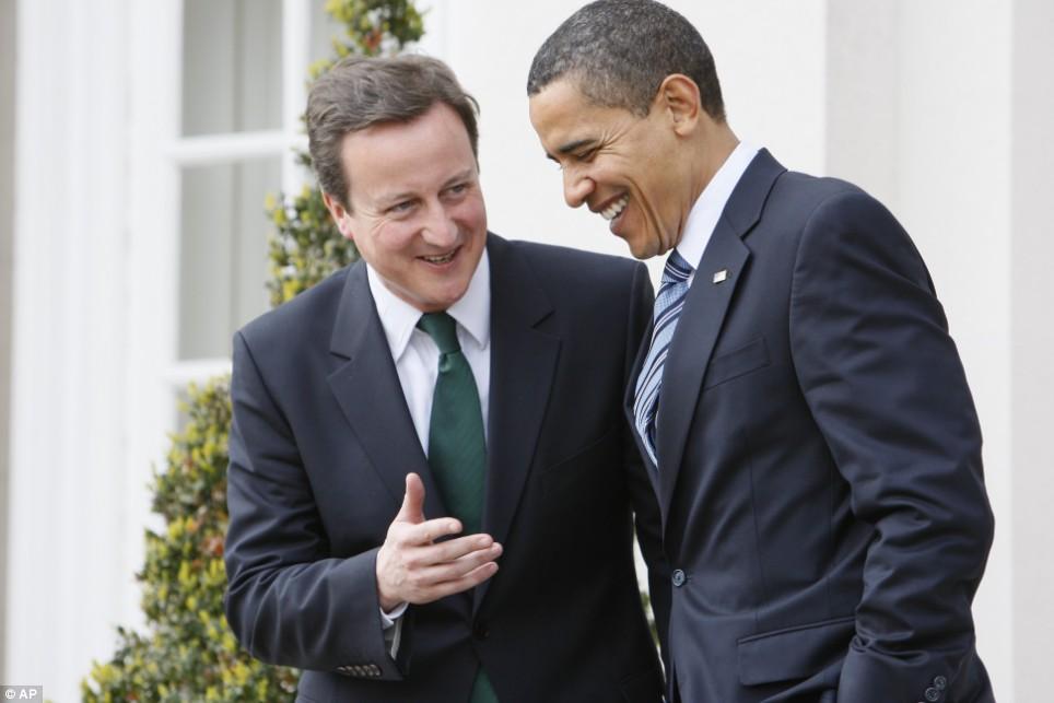Cameron Obama