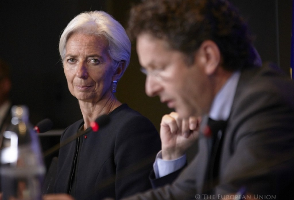 Lagarde Grecia