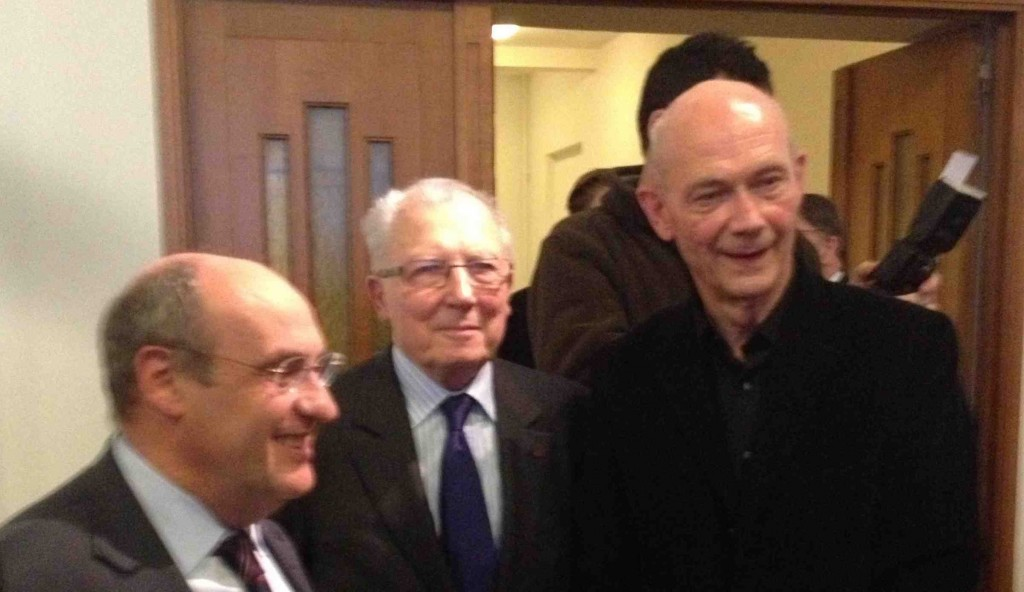 Vitorino, Delors e Lamy, Foto di NGV/Brussels2