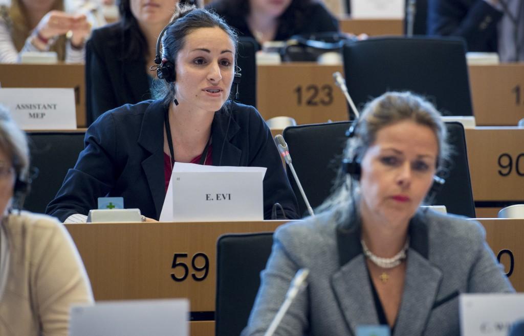 Eleonora Evi e Cecilia Wikstrom, la liberale eletta al suo posto