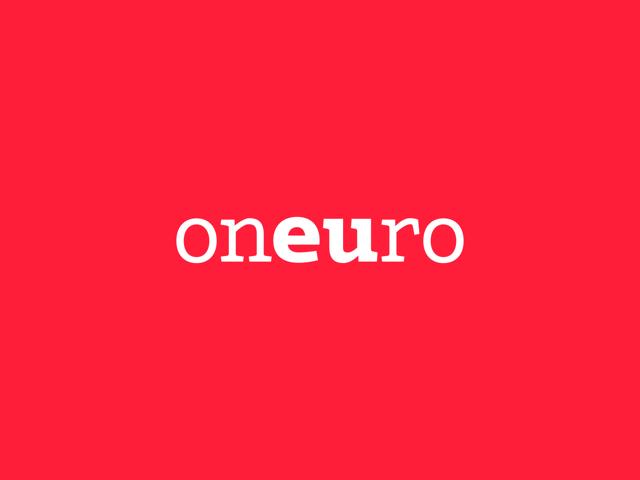 Oneuro landscape