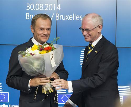 Tusk Van Rompuy