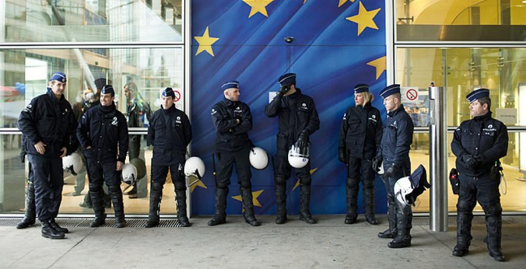 Berlaymont ingresso