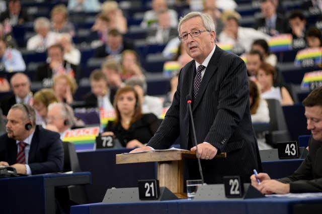 Juncker Parlamento