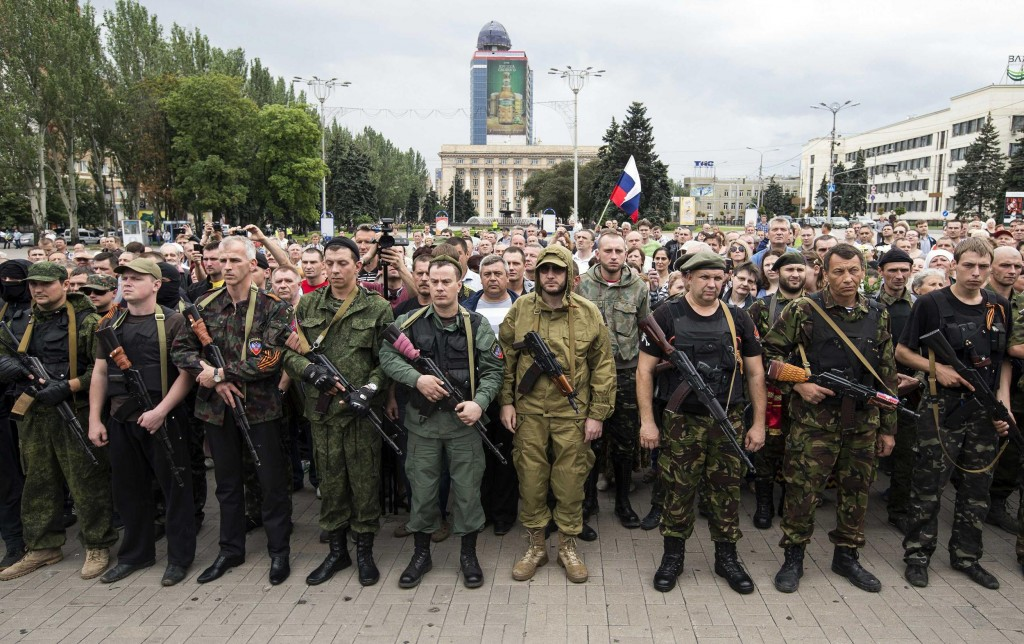 Ukraine ceasefire