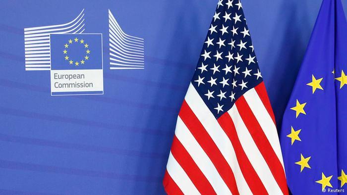 Usa EU commission