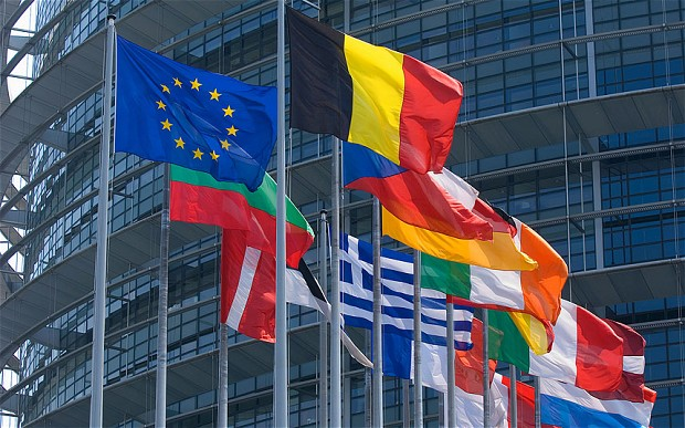 bandiere parlamento