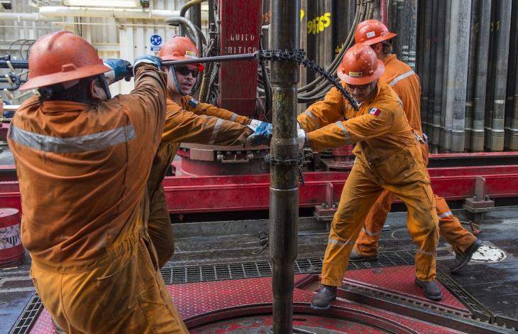 operai petrolio