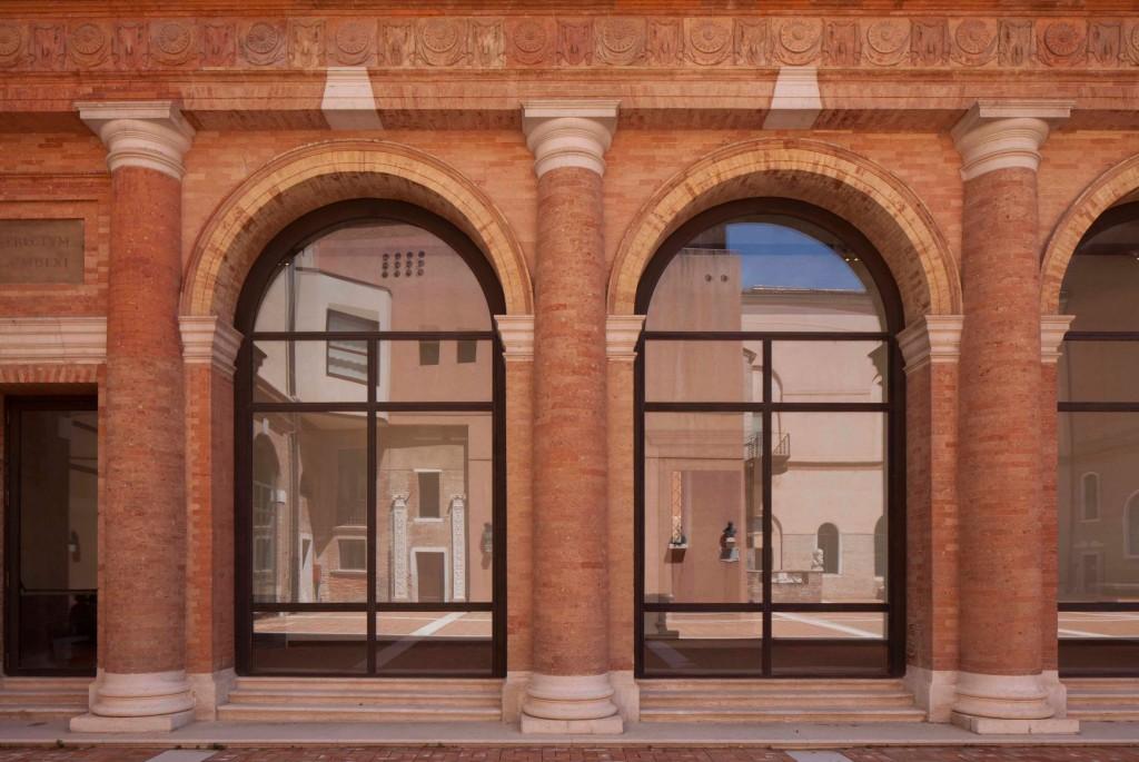 Tobia Scarpa, Galleria dell'Accademia