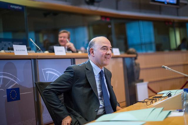 Moscovici, trasparenza, fisco