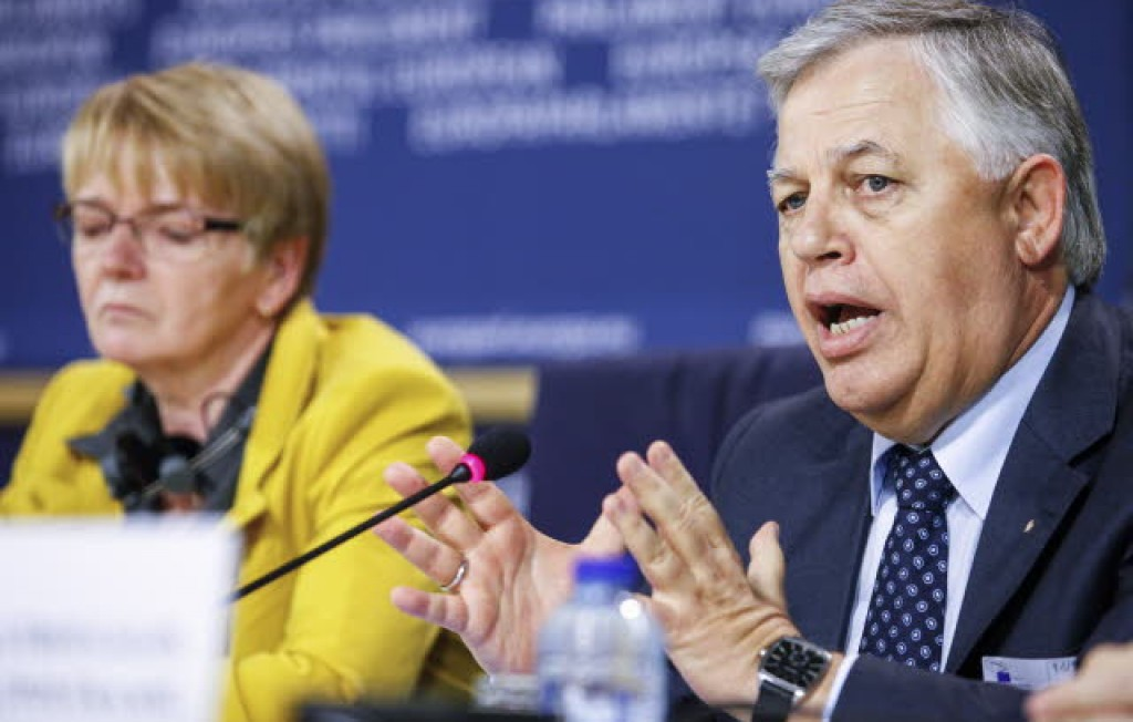 Petro Symonenko - Ph. European Parliament