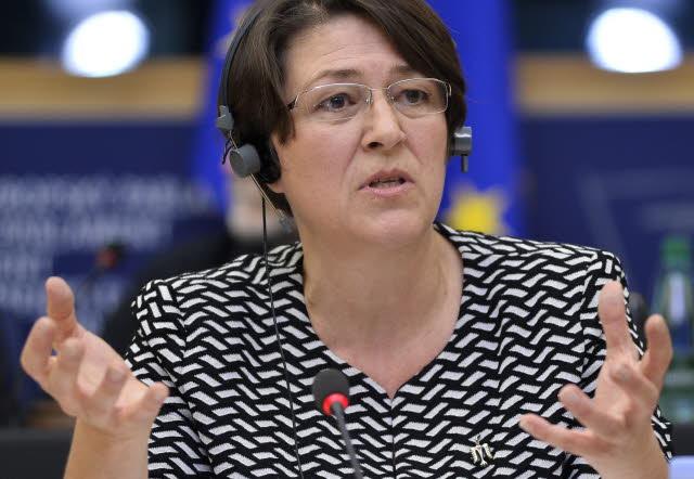 Violeta Bulc all'audizione - ph. European Parliament