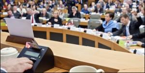 Votazione Parlamento Ue