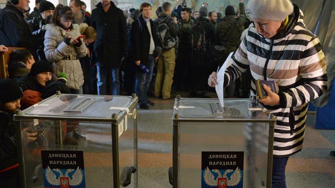 Elezioni separatisti