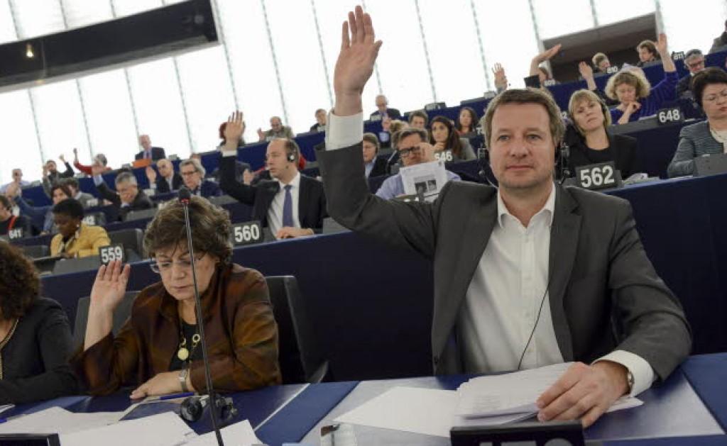 Gli eurodeputati votano a favore del riconoscimento
