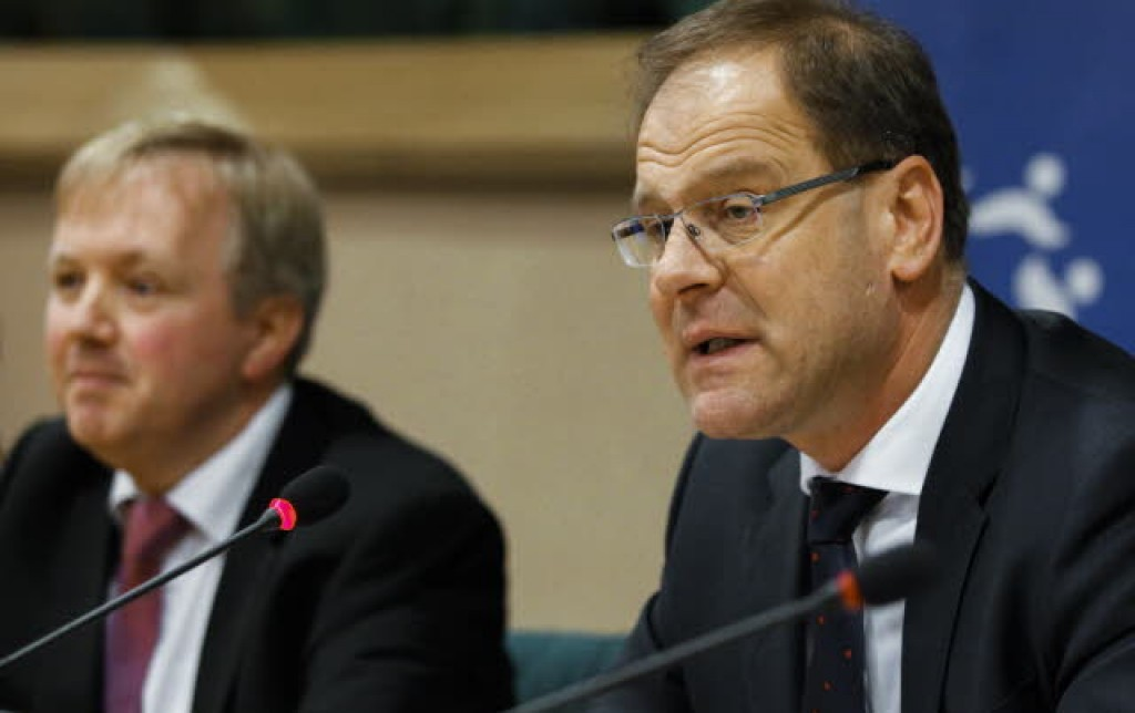 Tibor Navracsics al Parlamento europeo