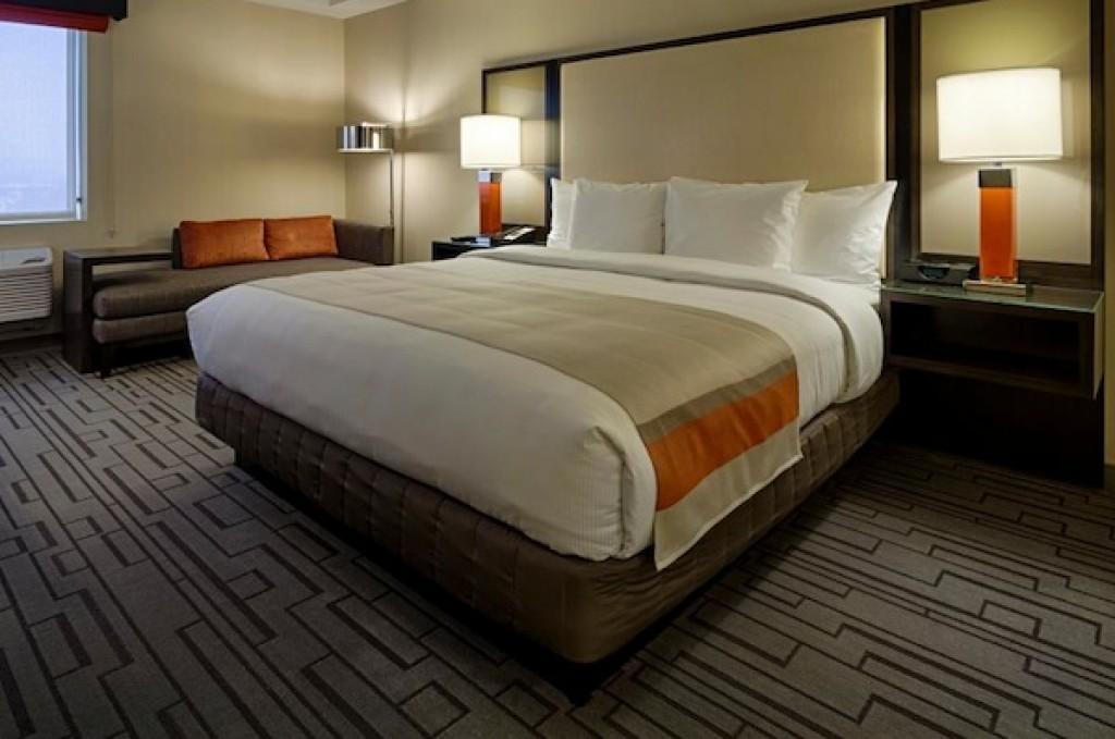 camera albergo