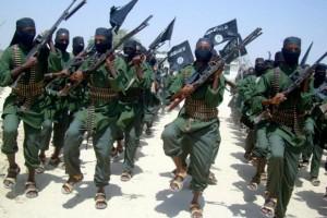miliziani di al-Shabaab