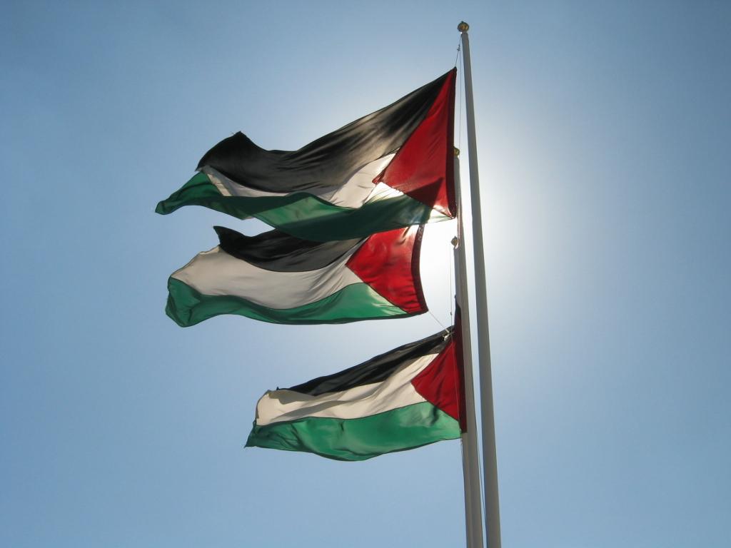 Bandiere Palestinesi