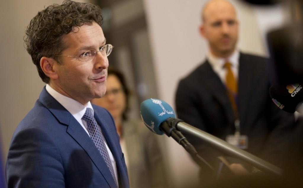 Il presidente dell'Eurogruppo Dijsselbloem