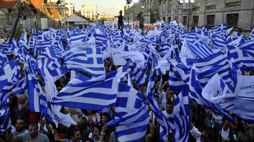 Grecia bandiere