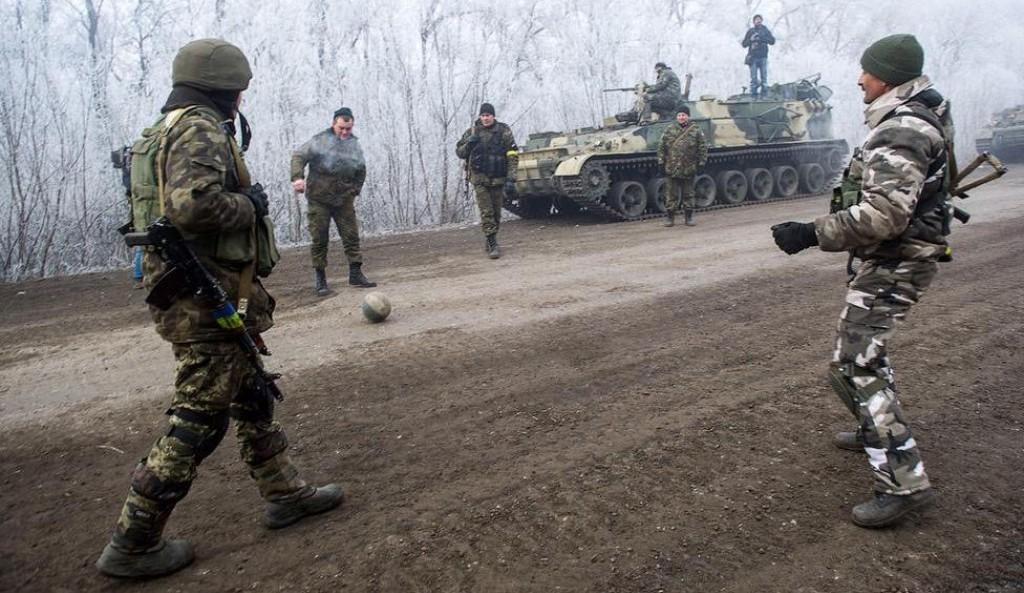 Ucraina tregua