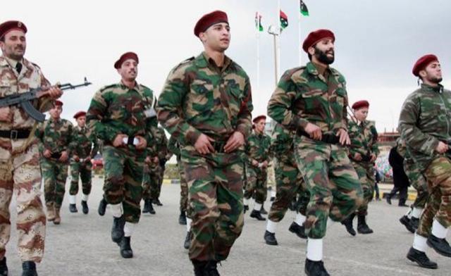 esercito Libia