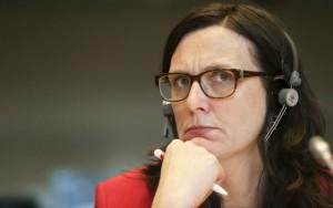 Malmström Ttip