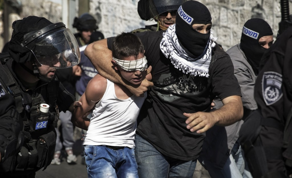 Palestina bambino
