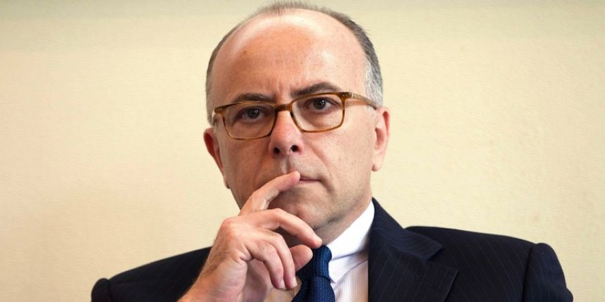 Bernard Cazeneuve, ministro degli Interni della Francia