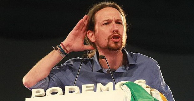 Pablo Iglesias, segretario generale di Podemos