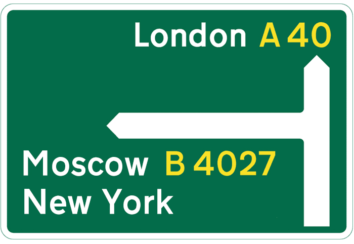 transiberian highway