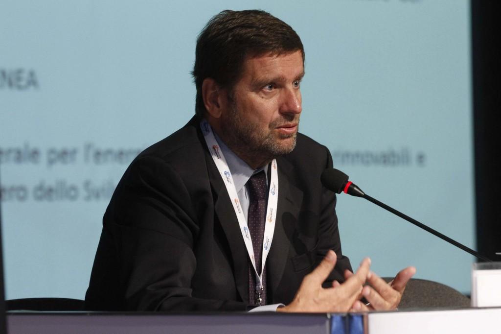 Il commissario dell'Enea Federico Testa