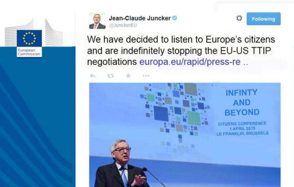 Juncker TTIP